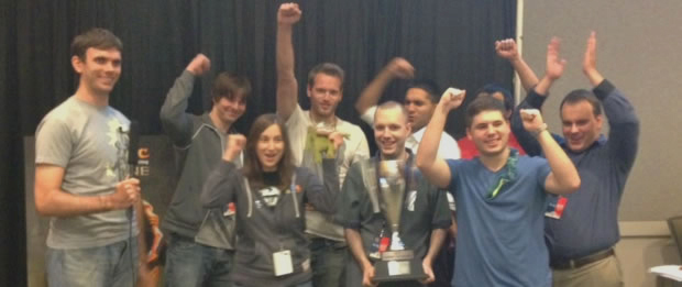 The community claims victory in the 2013 Community Cup!