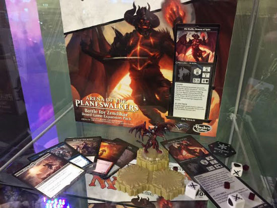 KD Games: Battle of the Planeswalkers continues... Planeswalker Arena Expansion