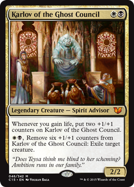Karlov of the Ghost Council