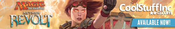 Order Aether Revolt at CoolStuffInc.com today!