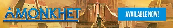 Amonkhet is now available at CoolStuffInc.com!
