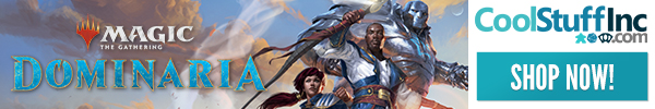 Dominaria is Now Available!