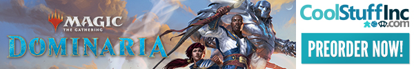 Dominaria is Now Available for Preorder!