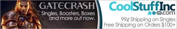 Order Gatecrash boosters, singles, and foils today!