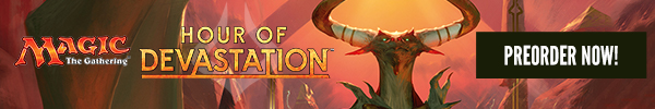 Hour of Devastation is now available for preorder at CoolStuffInc.com!