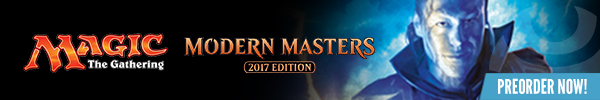 Pre-Order Modern Masters 2017 at CoolStuffInc.com today!
