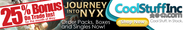 Preorder Journey into Nyx at CoolStuffInc.com today!