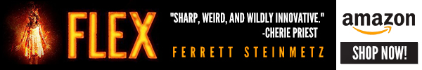 Check out Ferrett's urban fantasy novels on Amazon!